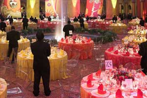 Wedding, Party Halls & Banquets B2C